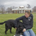 Me and Monty at Monticello